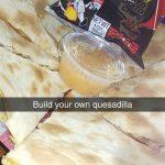 LOBO BUILD YOUR OWN QUESADILLA